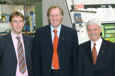 Changes in the Management Board of Burgmann Industries GmbH & Co. KG