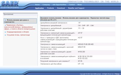 SAER Website Now Available in Russian