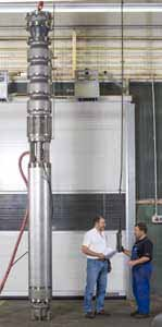 Pumps for Dutch Oil Platform