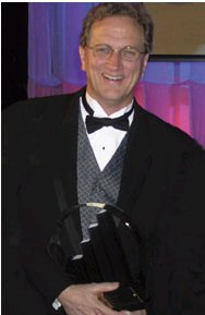 John Michael Paz of Godwin Pumps Receives Ernst & Young Award