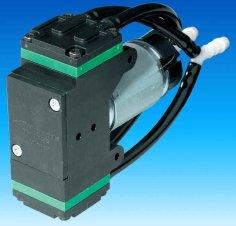 Effiziente und leise Pumpe für Medizintechnik & Luftprobennahme