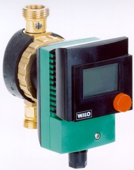 New Drinking-Water Circulation Pump for Detached Houses