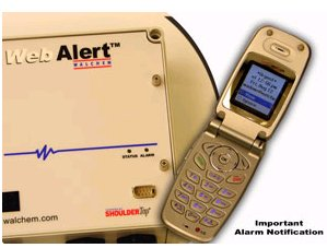 Critical Process Alarm Notification
