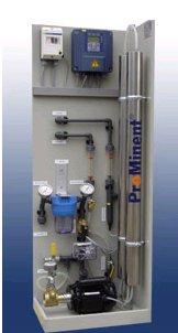 Reinwasser, Spülwasser, Prozesswasser