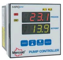 Feature-Packed Pump Controller