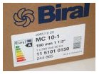 Biral Introduces the Energy Label