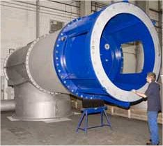 Eight Giant Pumps for China