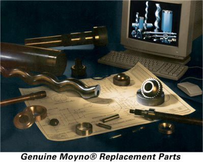 Genuine Replacement Parts Lower Total Cost of Ownership