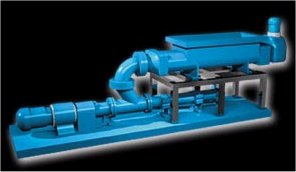 New Progressing Cavity Pump Design Improves Sludge Transfer
