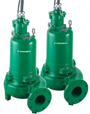 Hydromatic Introduces New Submersible Non-Clog Pumps