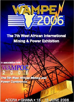 WAMPEX Promises Rich Pickings for Mining Suppliers