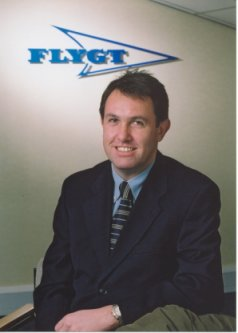 Flygt Makes Senior Appointment to Gear up for Growth