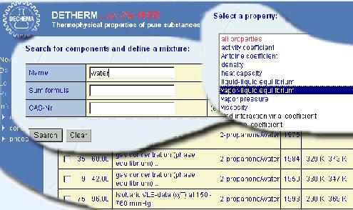 ACHEMA 2006: DETHERM-Software-Suite 2.1