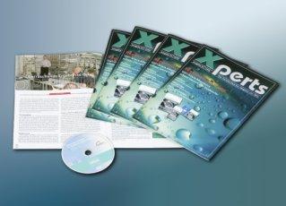 """""""Xperts"""": aktuelle Ausgabe mit """"Optimus""""-Software"""