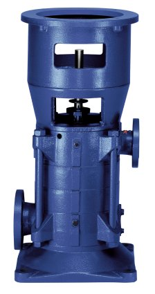 New Series of High-Pressure Pumps