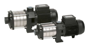 Saer Introduces New Horizontal Multistage Pumps