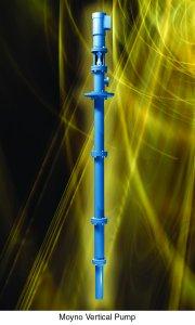 Space-Saving Vertical Pump