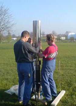 Trinkwasserschonende Bewässerung mit Fluss- und Brunnenwasser