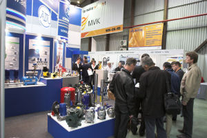 PCVEXO-2007 – Russian forum for pumps, compressors and valves