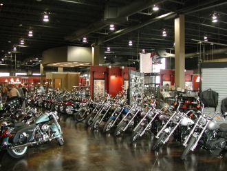 """""""Wilo-Stratos""""-Pumpen für Harley-Davidson-Zentrum bei Chicago"""