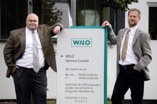 Wilo: Werkskundendienst neu aufgestellt