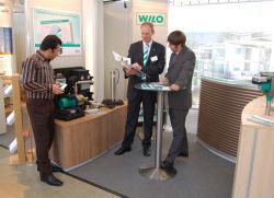 """Wilo auf dem """"Wissensmarkt für Umwelttechnologie"""""""