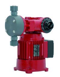 MIDIDOS E – the New Diaphragm Metering Pump