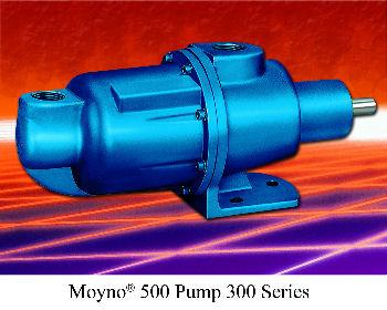 Moyno® 300 Series Pumps Provide Cost-Effective Versatility
