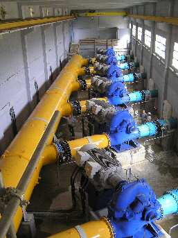 Trinkwasser für Algerien