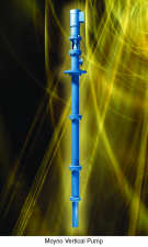 Moyno 2000 Model G2 Progressing Cavity Pump Features Open Throat Design