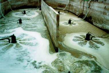 Effiziente Abwasserbehandlung – Sauerstoffeintrag über Tauchbelüfter