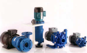Sealless Pumps Ideal For Recycling & Cleaning Applications