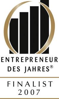 """Wettbewerb """"Entrepreneur des Jahres 2007"""": Die Besten Deutschlands"""