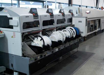 Wilo-Elektronikfertigung: Hocheffizienz auch in der Fertigung