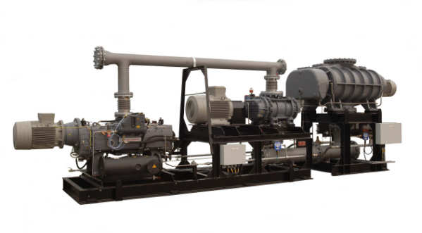 New Vacuum Pump System Helps Reduce Energy Costs and Improve Product Quality