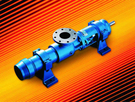 Moyno® L-Frame Progressing Cavity Pumps Handle a Wide Variety of Applications