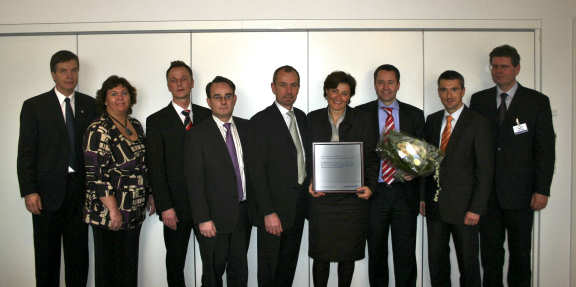 ESK Distinguished as the Best Supplier in 2007