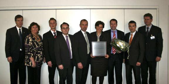 ESK als bester Lieferant 2007 ausgezeichnet