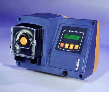 DULCOflex DF4a Peristaltic Pump for Flocculent Metering