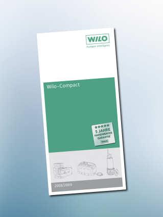 """Neu: """"Wilo-Compact"""" 2008/2009"""