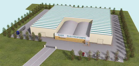 Saer: New Factory in Paluzza