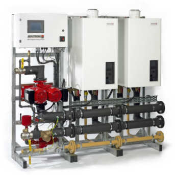 Big Additions to Armstrong`s Integrated Heating Solution Range