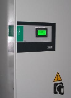 Energiesparendes Schaltgerät für ungeregelte Pumpen in Heizungs-, Klima- und Lüftungsanlagen