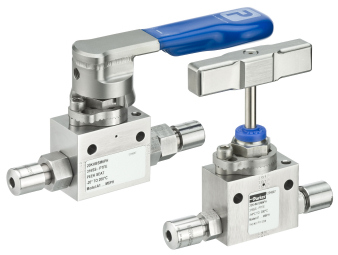 Parker: New Ball and Needle Instrumentation Valves