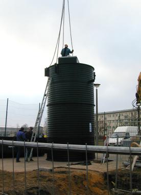 Wilo-Pumpentechnik für die Slowakei