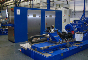 Innovative Fluid Connectors Simplify Construction of State-of-the-Art Compressor Seal Testing Line