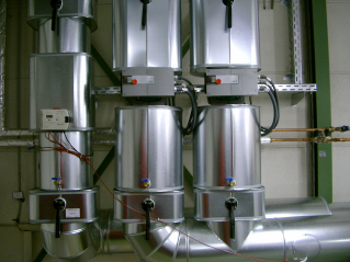 Erhebliche Stromeinsparungen durch Wilo-Hocheffizienzpumpen