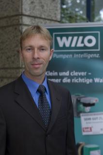 WILO SE: Neuer Vertriebsleiter Region Nord