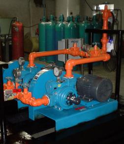 Blackmer Sliding Vane Pump Plays Pivotal Role in Unique Ammonia-Transfer Application