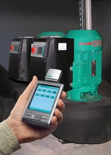 "Pumpenmonitoring per PDA mit dem ""Wilo IR-Modul"""